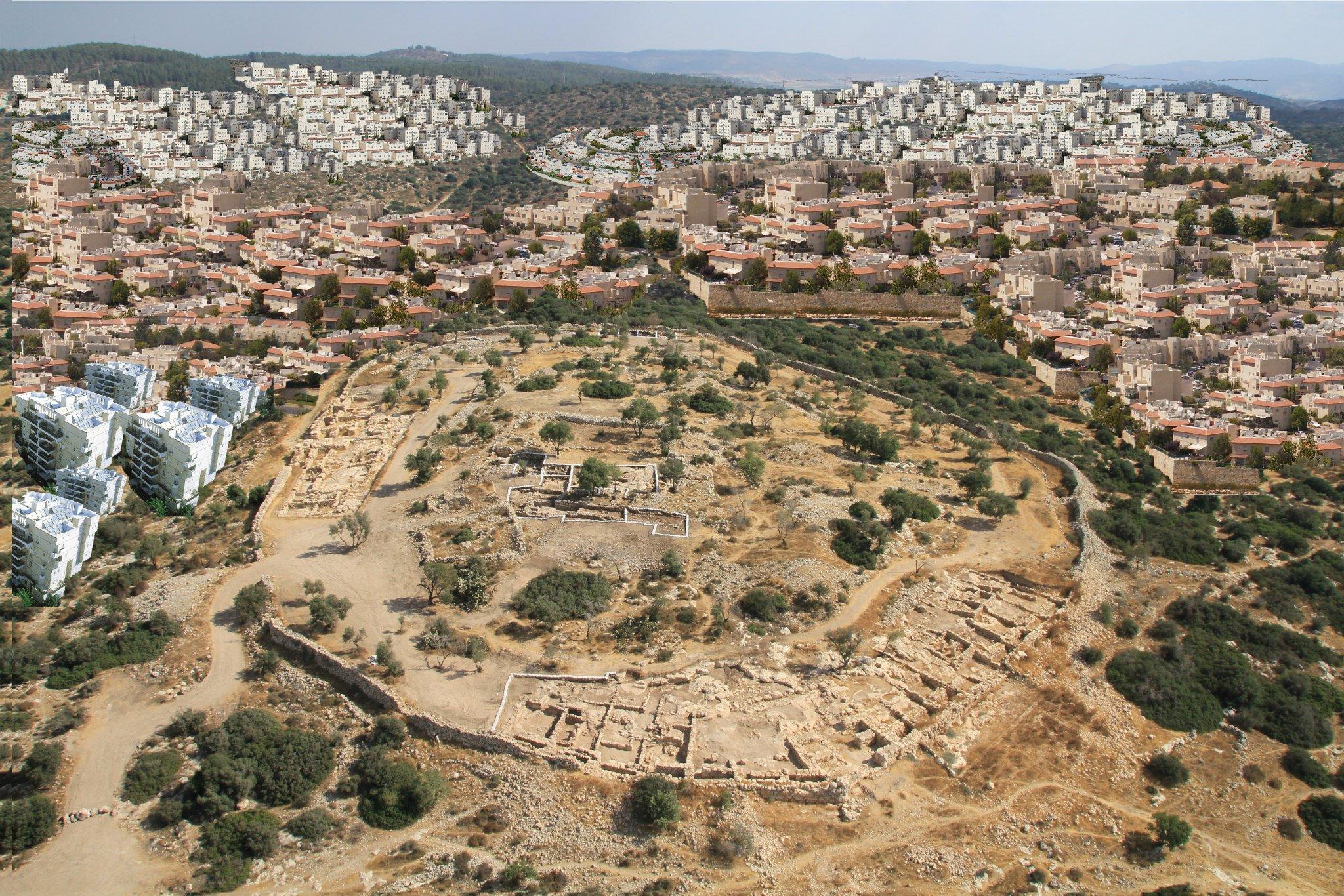 Beth Shemesh Judah: Khirbet Qeiyafa To Be Enveloped By City Expansion
